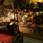 Der Goldschmiede-Werktisch